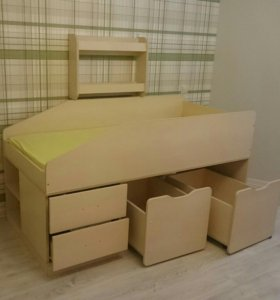 Кровать-чердак Сказка Легенда 8