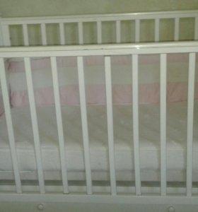 Детская Кровать-трансформер.