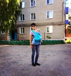 Переноска для детей ЭРГО РЮКЗАК