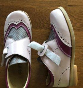 Обувь ортопедическая для девочки 35 размер