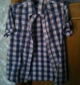 Подростковые рубашки