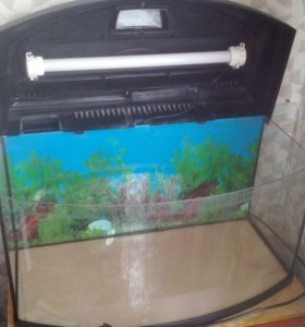 Продам аквариумы на 50л.,25л. и 18л.