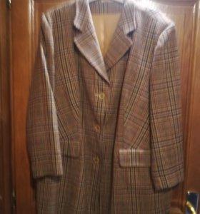 Пиджак новый 62-64 размера