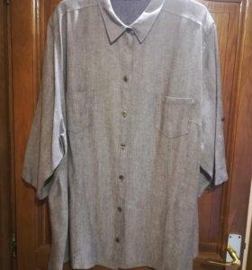 Пиджак Лен 62-64 размера новый