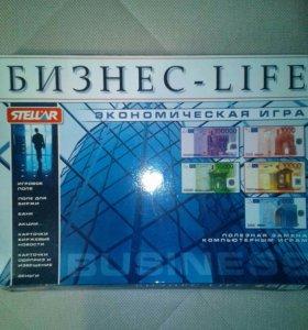 """Настольная игра """"Бизнес - Life"""""""