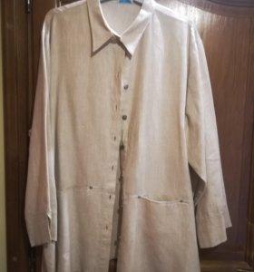 Новый пиджак 62-64 размера