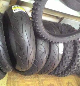 Резина для мотоциклов