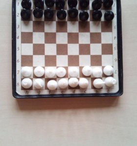 "Шахматы магнитные ""туристические"""