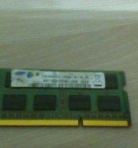 Оперативная память 2GB 2Rx8 PC3