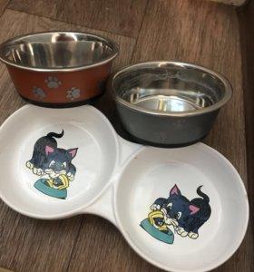 Миски для домашних животных