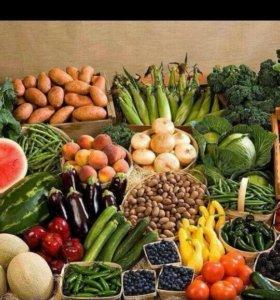 Фрукты овощи сухофрукты доставка