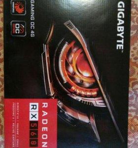 Видеокарта Gigabyte Radeon RX 560 Gaming 4GB OC