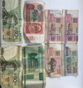 Банкноты см фото и описание