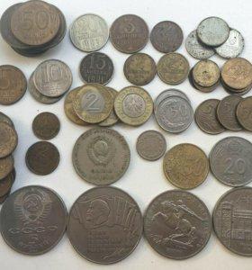 Монеты см описание и фото