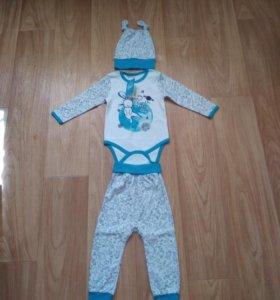 Продам новый костюм тройку на мальчика