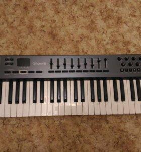 миди- клавиатура M- Audio Oxygen 49