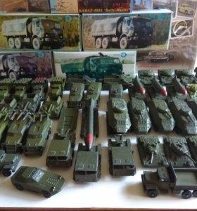 Военная техника ТПЗ 2(модели СССР)