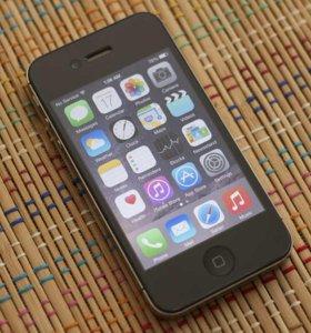 iPhone 4 16Gb РосТест как новый