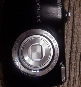 Цифровой фотоаппарат Nicon Coolpix L29