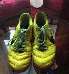Футзалки Nike TIEMPO 39 размер