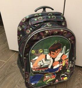 Рюкзак,чемодан
