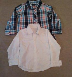 Рубашка рост 86