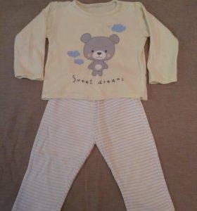 Одежда детская р 86