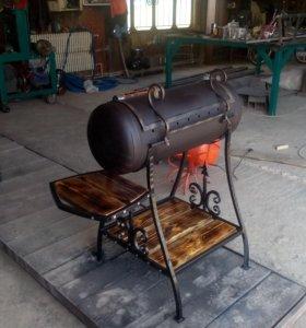 Мангал-барбекью для дачи