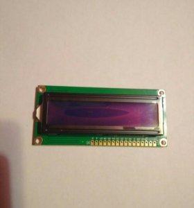Дисплей arduino