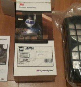 Фильтры и предфильтры для блока Adflo 3М Speedglas