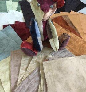 Ткань и кожа для рукоделия