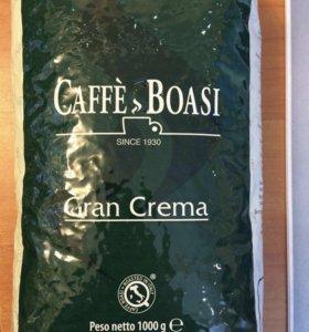 Настоящий зерновой кофе из Италии.