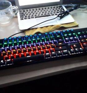 игровая клавиатура Oklick Vortex 940G Black