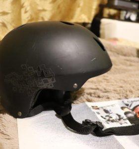Шлем детский для катания на велосипеде
