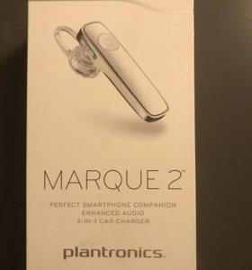 Беспроводная гарнитура Plantronics Marque 2 Новая!