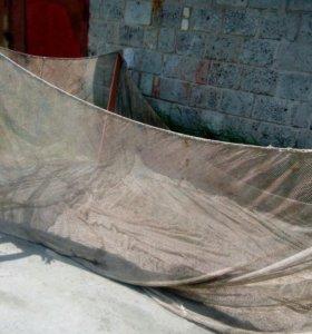Садок для развода рыбы в пруду,размер2:3:4