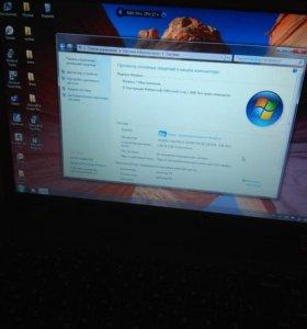 Ноутбук игровой Самсунг 4гб/ 500гб