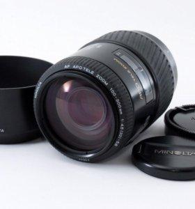 Minolta af APO 100-300mm f4.5-5.6