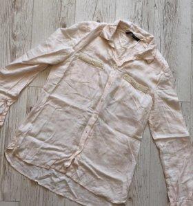 Блузка Рубашка RESERVED р-р 36-38