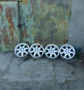 Литые диски R16 5*112