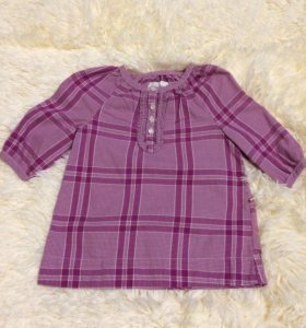 Рубашка для малышки