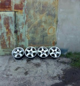 Литые диски R15 4*98