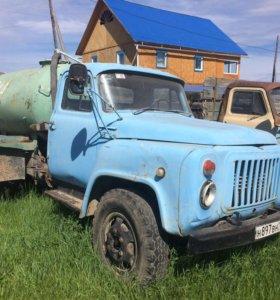 Продаю водовозку газ 53