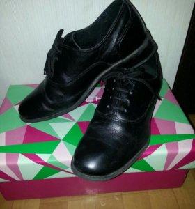 Туфли классические мальчиковые