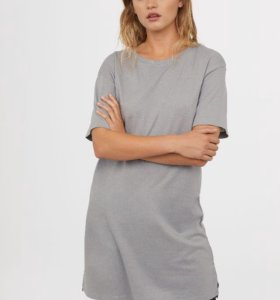 Платье-футболка H&M