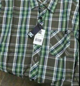 Новые мужские рубашка DC m.s