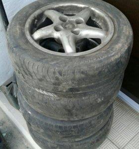 Диски литые r13 на форд сиерра,эскорт