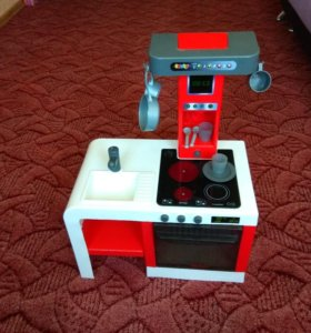 Детская игровая кухня mini Tefal Smoby