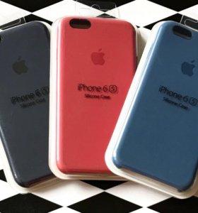 Новые чехлы на iPhone Silicone Case