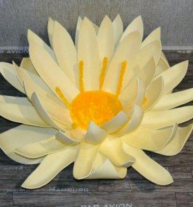 Цветок лотоса для детской фотосессии